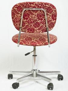 XIX century damask with 60 dattilo seat 01-c