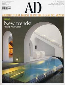 copertina AD settembre 2005